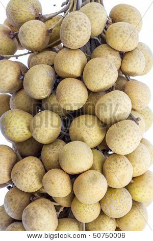 Longans Fruits