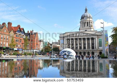 Nottingham, UK