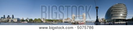 Cantral London Panorama