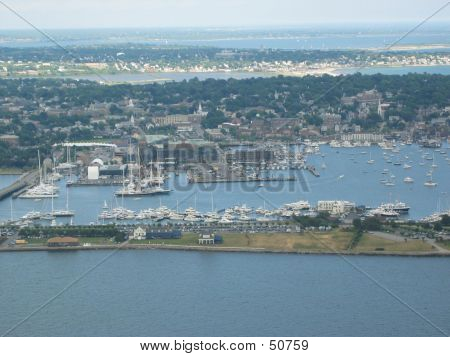 New  England Port