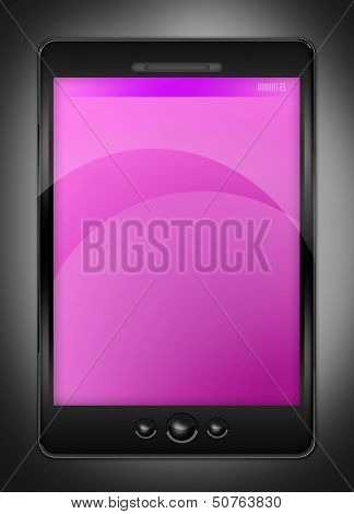 Pink Pda Phone