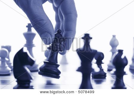 Chess Game Make Your Move