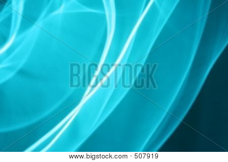 Glow Wire Blurs
