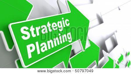 Strategic Planning. Business Concept.