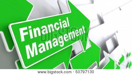 Financial Management Concept.