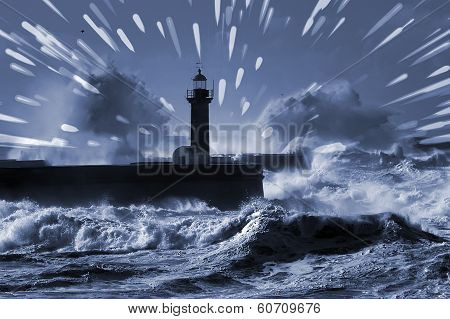 Stormy Atlantic