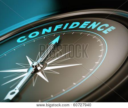Self Confidence Concept
