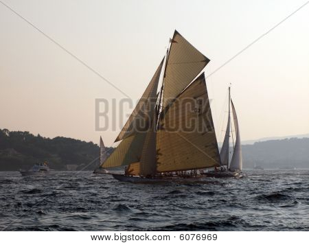 Classic Sailing Yacht Tuiga