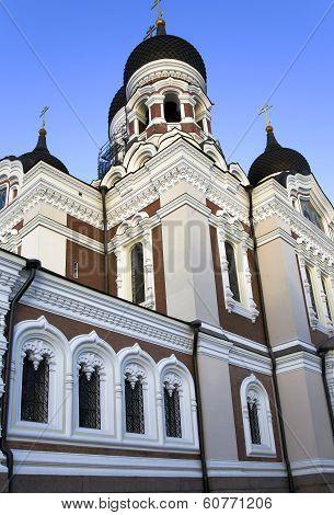 A cathedral of Alexander Nevskiy