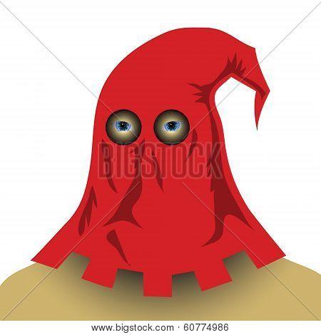 Red Executioner Mask