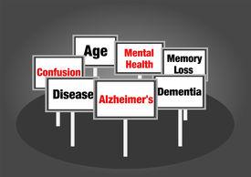 Alzheimer's signs