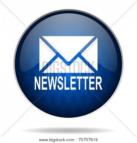 newsletter internet icon