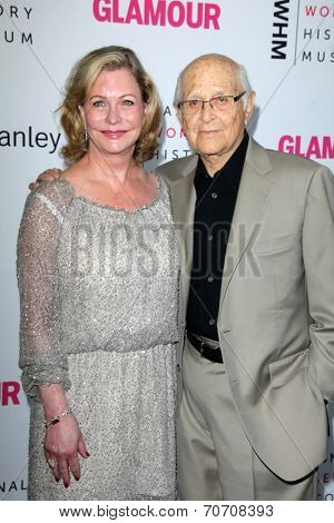 LOS ANGELES - AUG 23:  Lyn Lear, Norman Lear at the 3rd Annual Women Making History Brunch at Skirball Center on August 23, 2014 in Los Angeles, CA