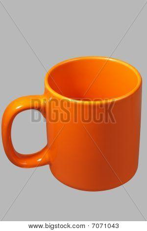 Orange Mug Two