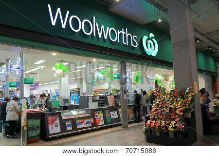 Woolworths Supermarket Australia