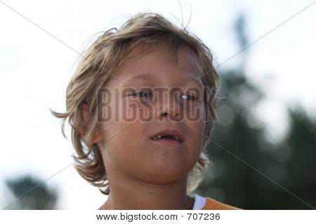 Blond Summer Boy