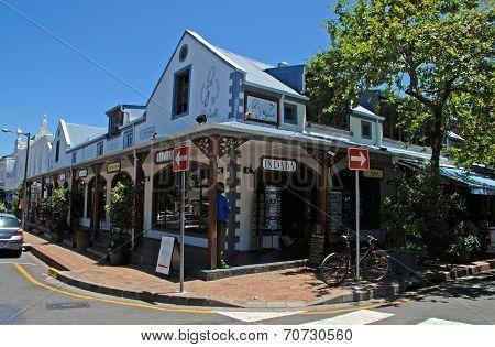 African Gift Shops, Stellenbosch, South Africa