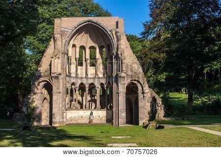 Ruins Of Heisterbach Abbey