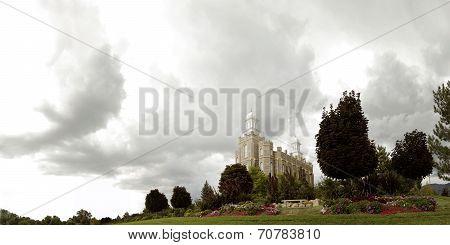 LDS Logan Temple
