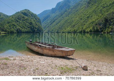 Old Rowboat