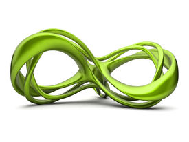 Green fluid form