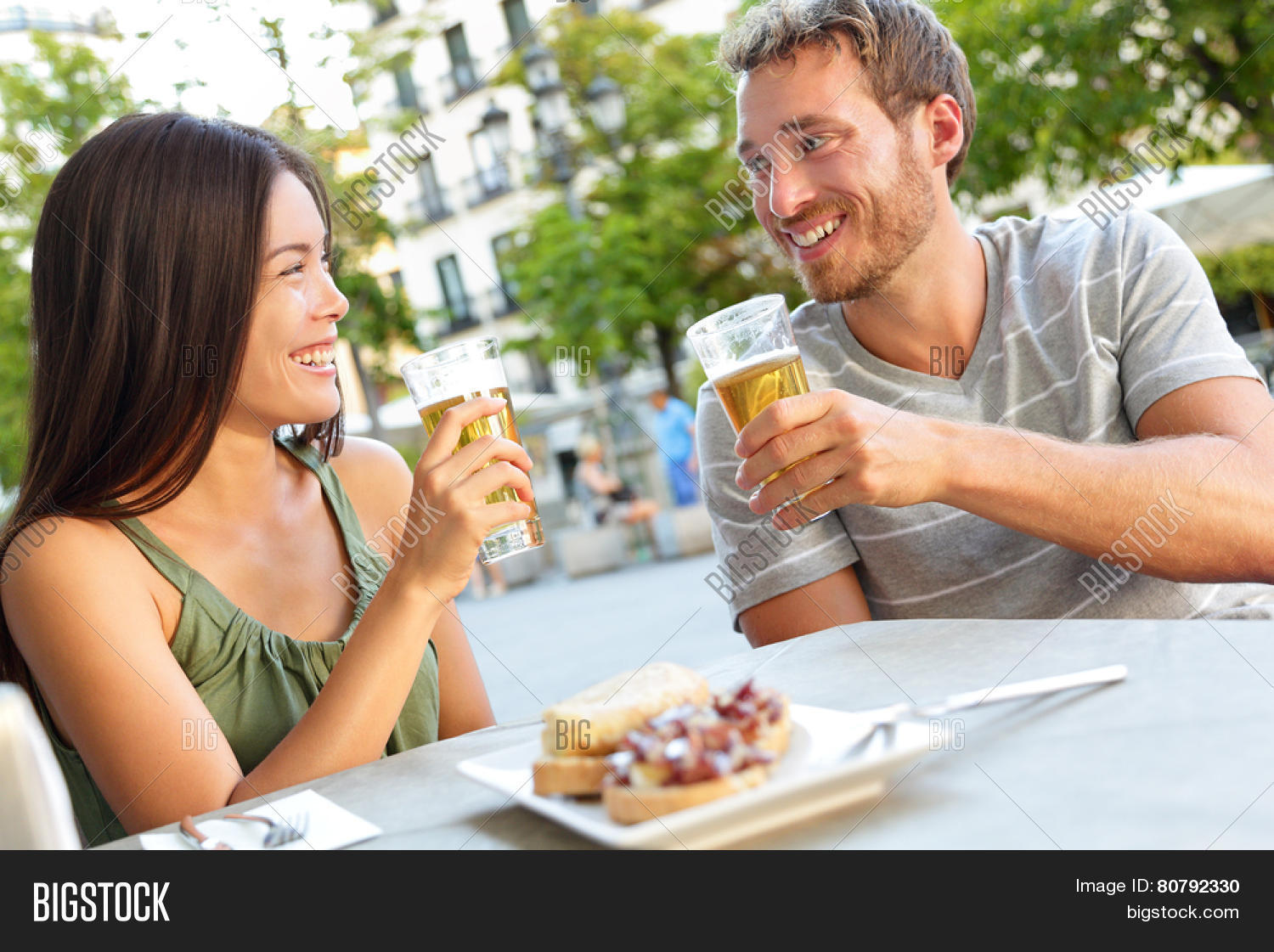 dating in madrid