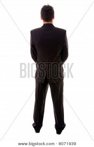 Business Man Full Body