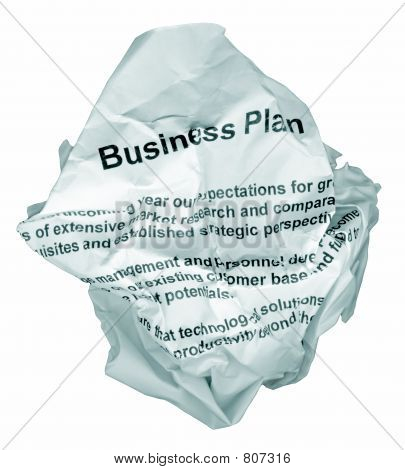 Reject-Business-plan