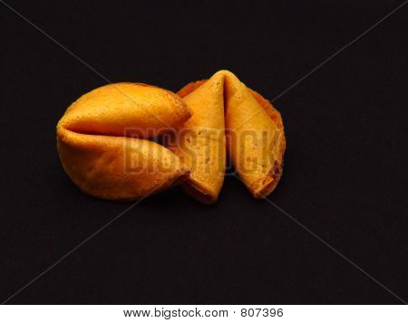 Twin Chines Fortune Cookies