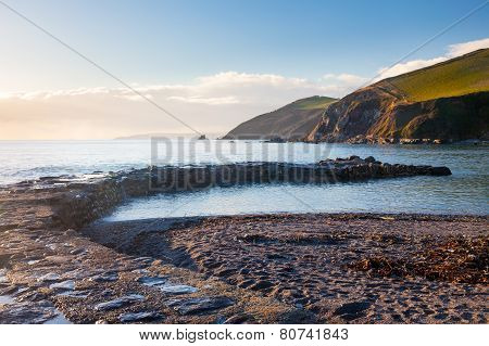Portwrinkle Old Harbour
