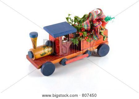 Christmas train alpha