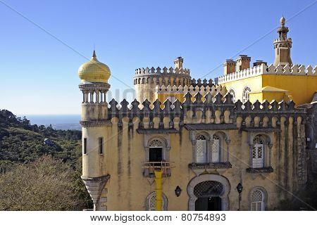 The Pena National Palace