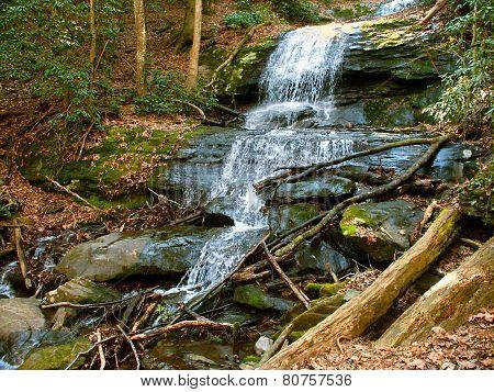 Upper Desoto Falls Georgia