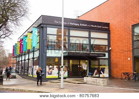 college of harringey enfield and north east london