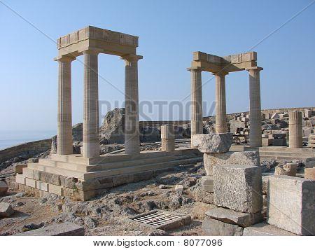Rhodos Greek splendor