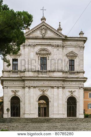 San Gregorio Magno Al Celio, Rome
