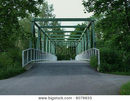 Road and bridge