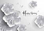 Happy Spring. Welcome all the new beginnings. poster