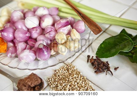 Spices and herb for cooking ingredient