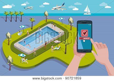 Vacation Resort Booking