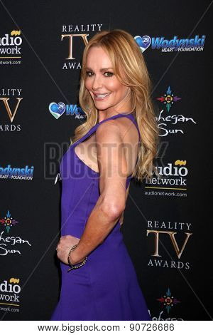LOS ANGELES - MAY 12:  Taylor Armstrong at the Children's Justice Campaign Event at the Private Residence on May 12, 2015 in Beverly Hills, CA