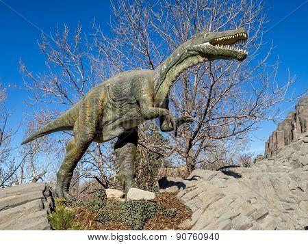 Animatronic Dinosaurs exhibit