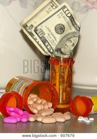 Pill Bottle Money Clip