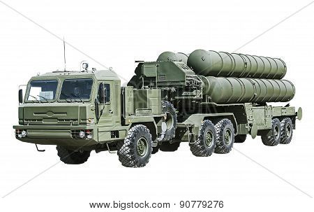 Antiaircraft Missile System (aams) Large And Medium-range