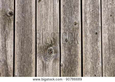 Brown Weathered Wood