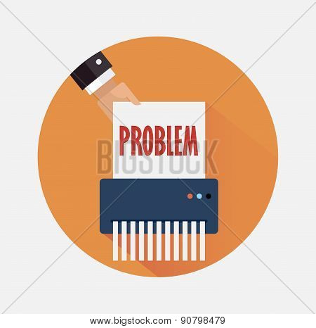 Business strategy for problem elimination