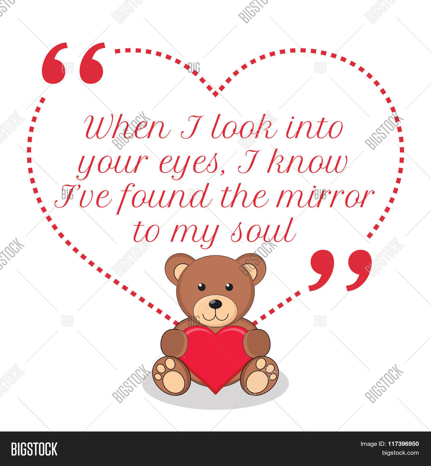 Inspirational Love Vector Photo Free Trial Bigstock