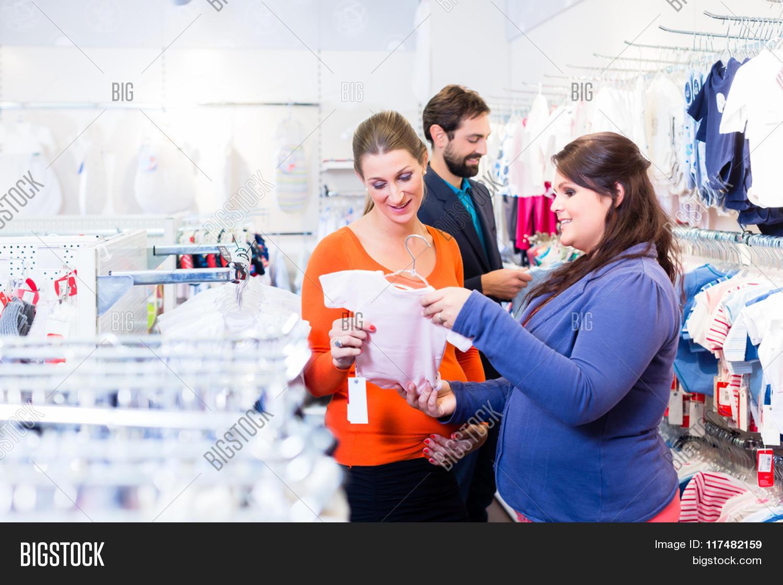 c15403d37 Salesperson Couple Image & Photo (Free Trial) | Bigstock