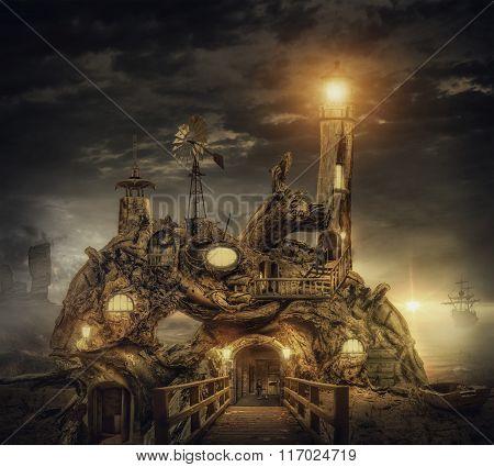 Fairy House (fort)