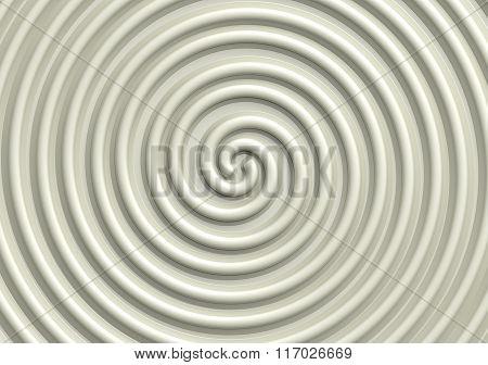 Illustration Of Gravitational Waves